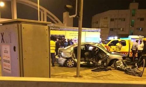 Two Indians died in Riffa accident, another seriously injured