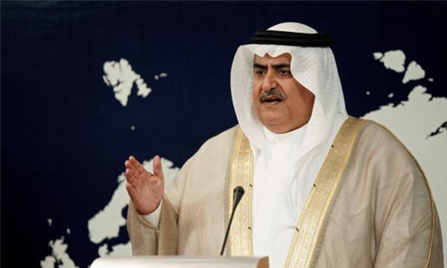 Fifth Manama Dialogue Conference starts today in Kingdom