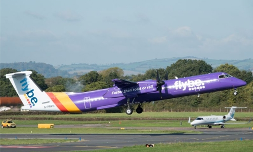 Virgin Atlantic buys UK airline Flybe for cut-price £2.2m