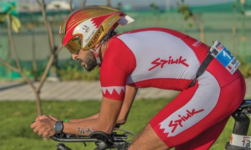 Bahrain Ironman moves up in ratings