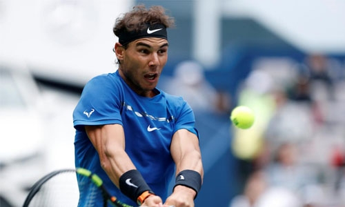 Nadal to face Federer in Shanghai final