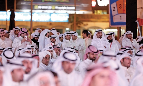 Kuwait heads to polls