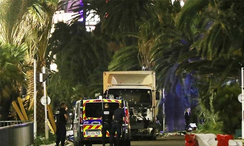 Nice raise 120,000 euros for truck attack victims