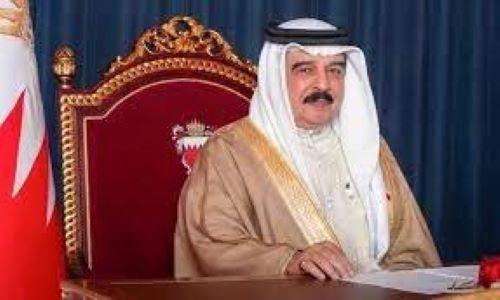 HM King praises Gulf Air's achievements