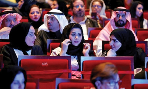 Saudi Arabia lifts cinema ban