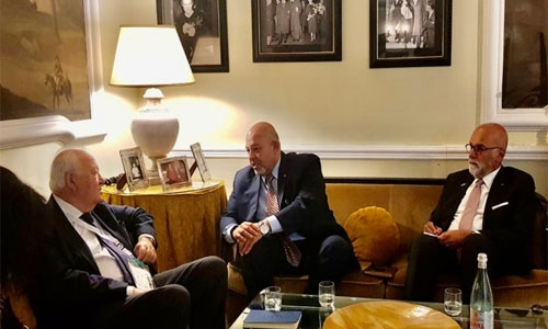 Ways to enhance Bahrain, UNAOC partnership on global dialogue discussed