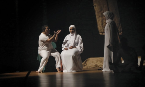 A festival  in the right  direction, says veteran Bahraini actor