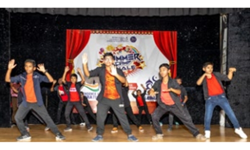 KCA summer camp concludes