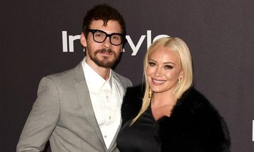 Hilary Duff's fiance Matthew Koma thinks he resembles Tom Selleck