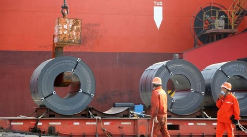China's exports seen sustaining recovery in September as markets reopen