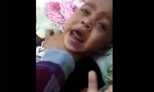 Video showing mother torturing baby girl sparks outrage