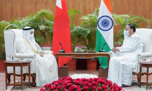 Bahrain and India agree to expand economic cooperation: Foreign Affairs Minister Al Zayani