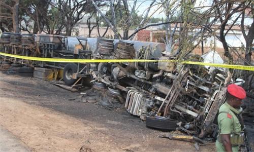 Death toll climbs to 75 in Tanzania fuel tanker blast