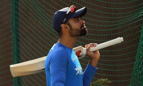 India's Kohli in doubt for Australia showdown