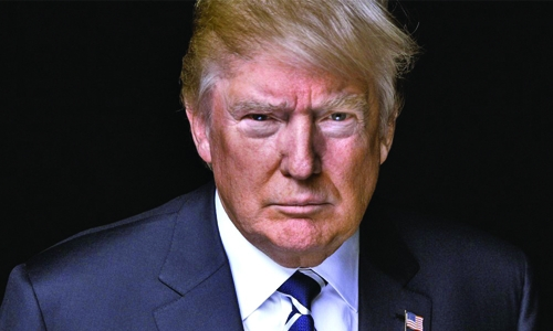 Trump defiant after criticism of aluminium & steel tariffs