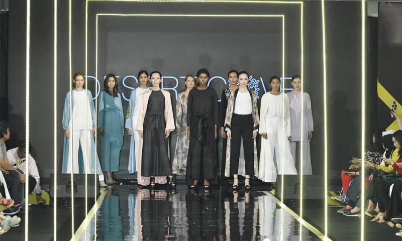 UAE-based designer creates modest fashion at a modest price