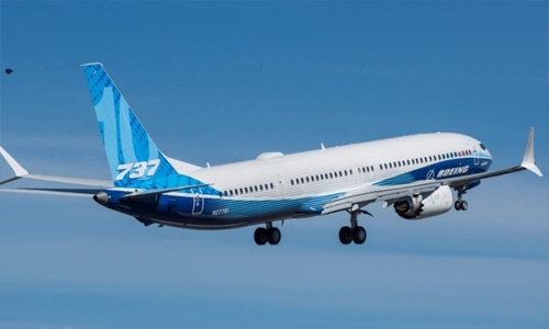 Largest Boeing 737 MAX model takes off on maiden flight