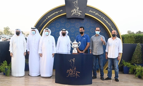 Port Douglas wins ASRY Cup at Rashid Equestrian and Horseracing Club
