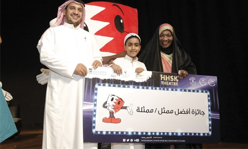 Theatre fest a big step  towards Bahraini youth empowerment