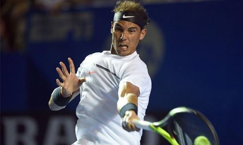 Nadal rolls into Mexico Open quarter-finals