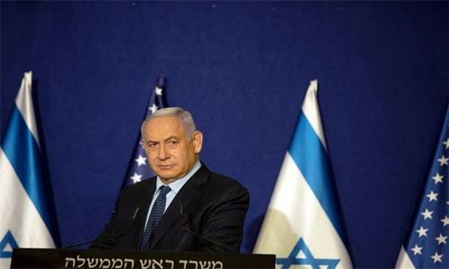 Israel's Netanyahu says he will visit Bahrain soon