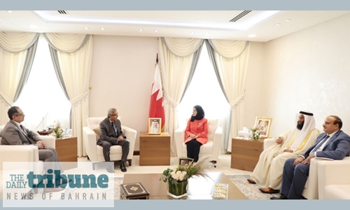 Speaker lauds deep-rooted, strategic Bahraini-Egyptian relations