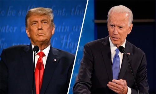 Trump says he will leave office if Biden victory confirmed