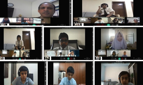 Bahrain Indian School and The Asian School triumph in online quiz