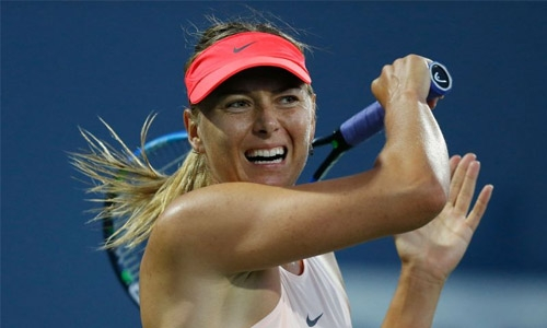 Sharapova receives US Open wildcard for first post-ban Slam