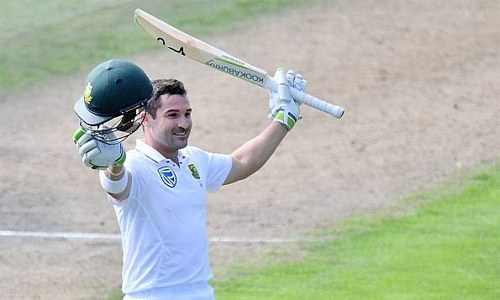 South Africa 229-4 at stumps against New Zealand