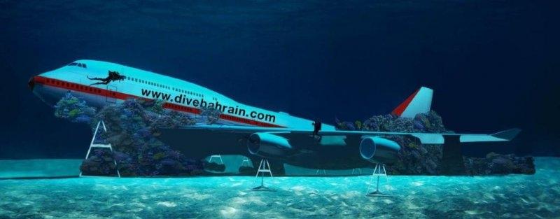 Bahrain set to unveil world's largest underwater park post Eid Al-Fitr