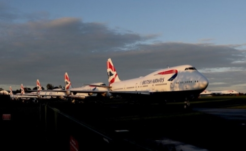 British Airways CEO replaced as company fights for survival