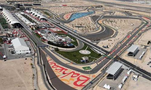 Bahrain International Circuit gets five bids for solar car park shades