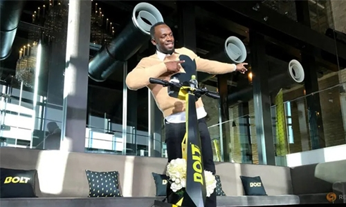 Bolt brings his e-scooter to Japan despite regulatory road bumps