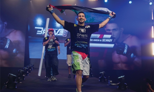 Al Selwady to face Leary in Jordan