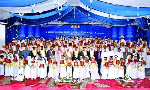 'Quran Recitation' winners honoured at Al Noor School