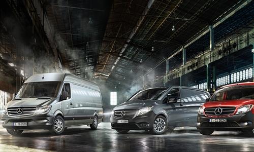 Mercedes-Benz faces new emissions recall due to older vans - Bild