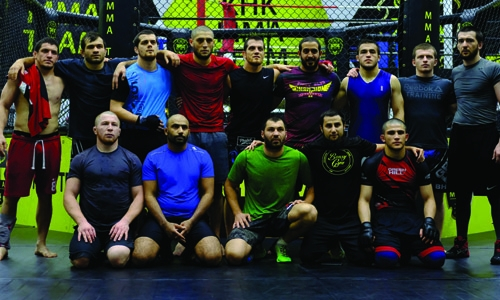 KHK MMA announces team to compete at Jakarta
