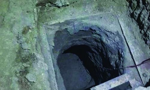 29 inmates escape Mexico prison through tunnel