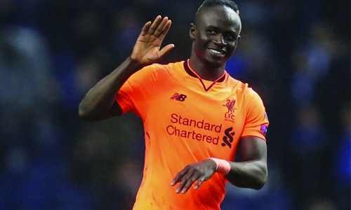 Mane nets hat-trick as Liverpool win