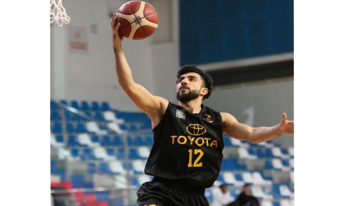 Muharraq hold on in overtime victory over Najma