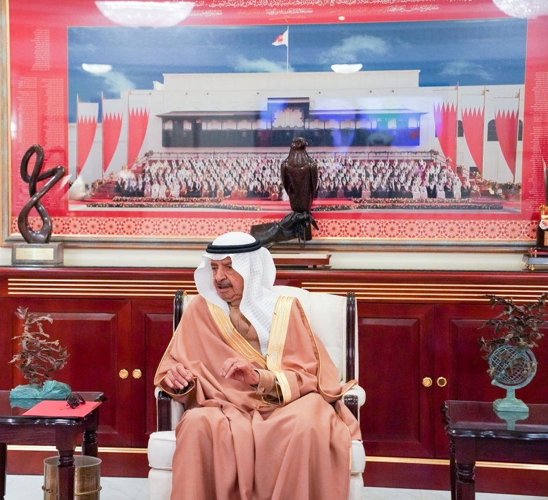 HRH the Premier delivers inspiring words to Bahrain's people for their contributions to COVID-19 fight