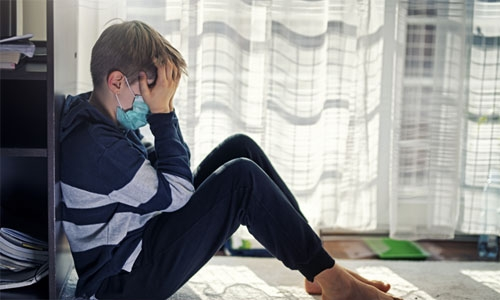 Anxiety disorder is on rise during pandemic