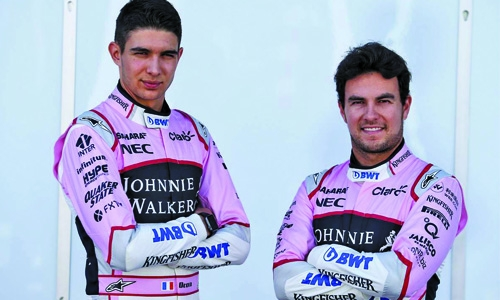 Wolff 'bothered' by Esteben Ocon, Perez clashes