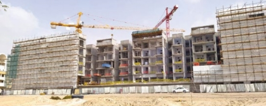 Kingdom's 'construction sector, a pillar of growth'
