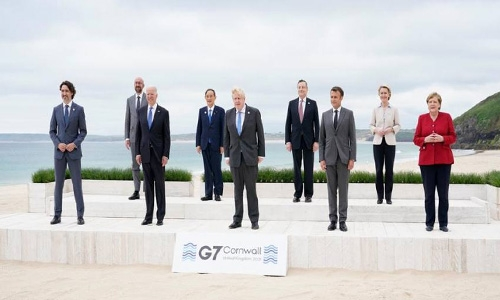 G7 Summit 2021: Leaders Vow Action on Covid-19 Vaccines, Climate Change