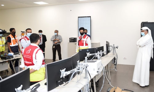 Bahrainis occupy all major positions at new airport terminal