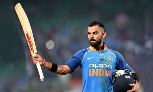 India's Kohli says World Cup will be a hit for runs
