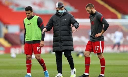 Klopp strives for perfection to pull off Real comeback
