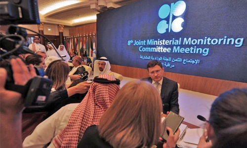Trump accuses Opec of 'artificially' boosting oil prices; cartel hits back
